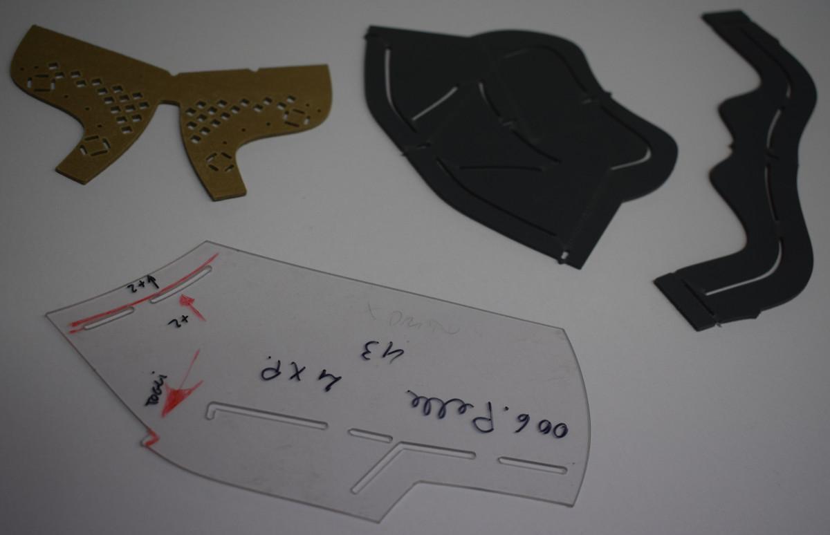 sviluppo modelli per calzature e abbigliamento - stampi per settore calzaturiero