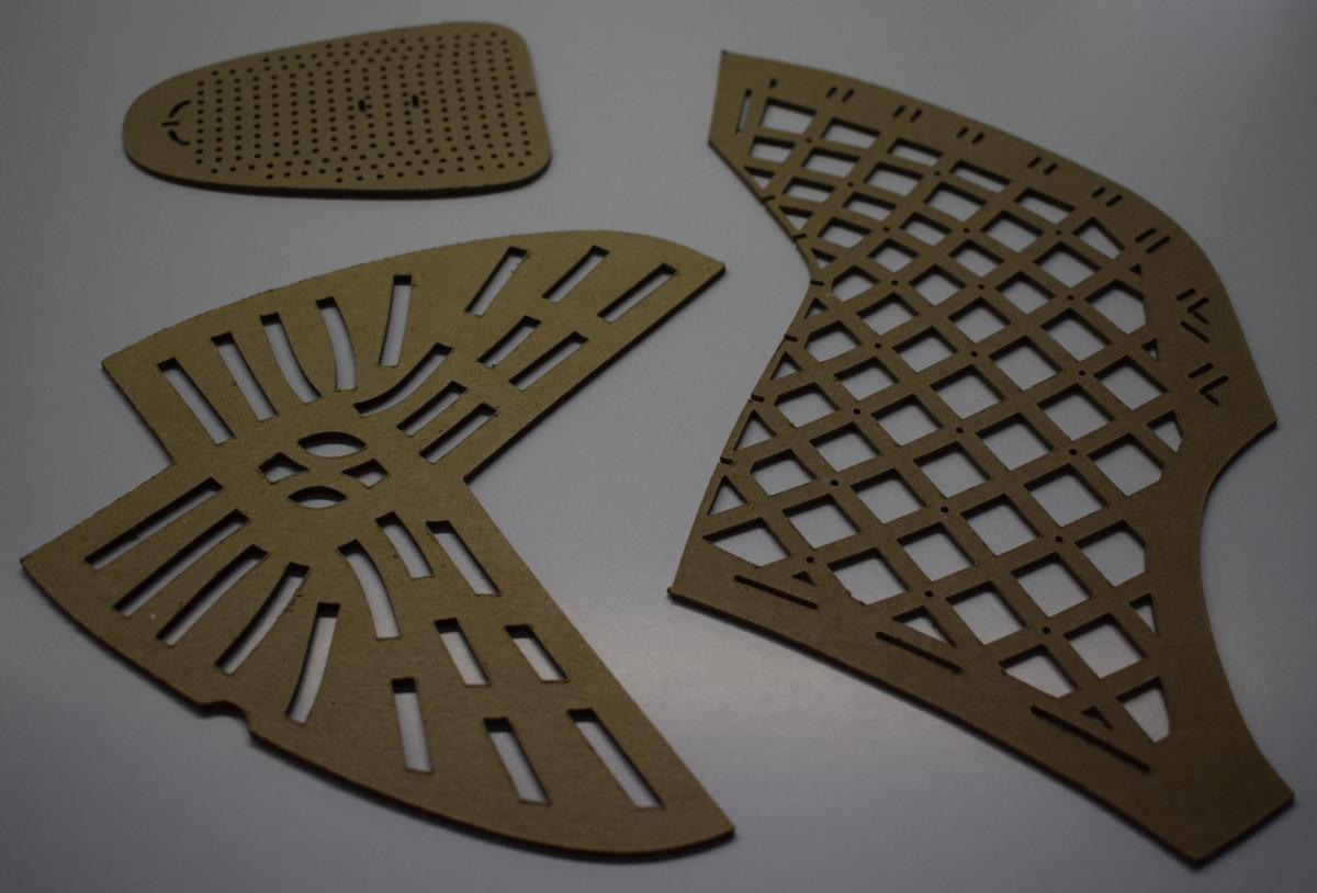 sviluppo modelli per calzature e abbigliamento