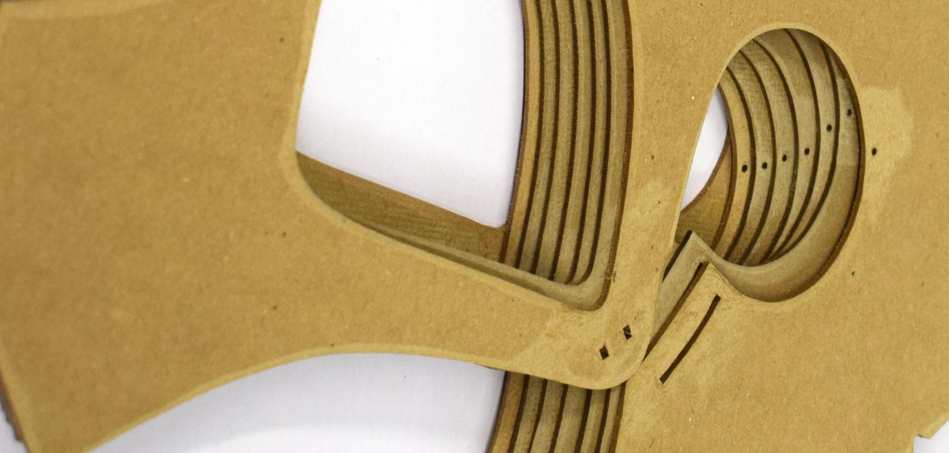 taglio stampi per calzature e abbigliamento