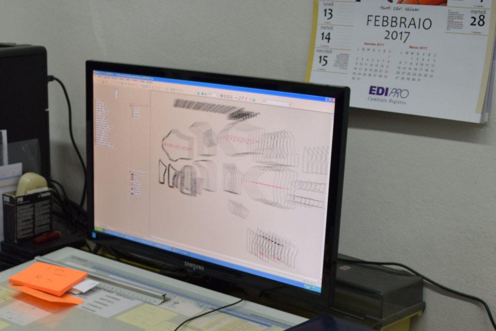 digitalizzazione file dxf